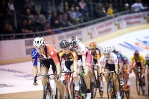 berlin six days track Cycling Korina Huizar Freeplay Magazine