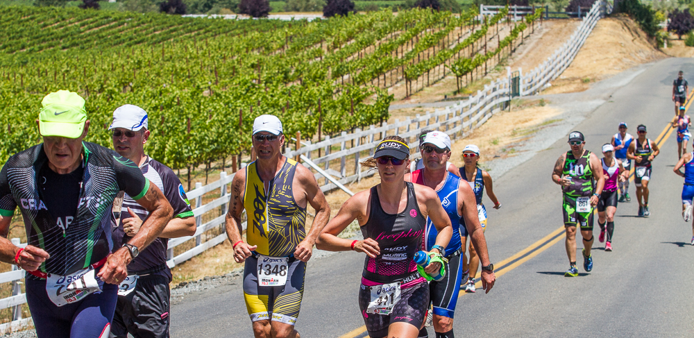 IRONMAN Adds Historic California Events