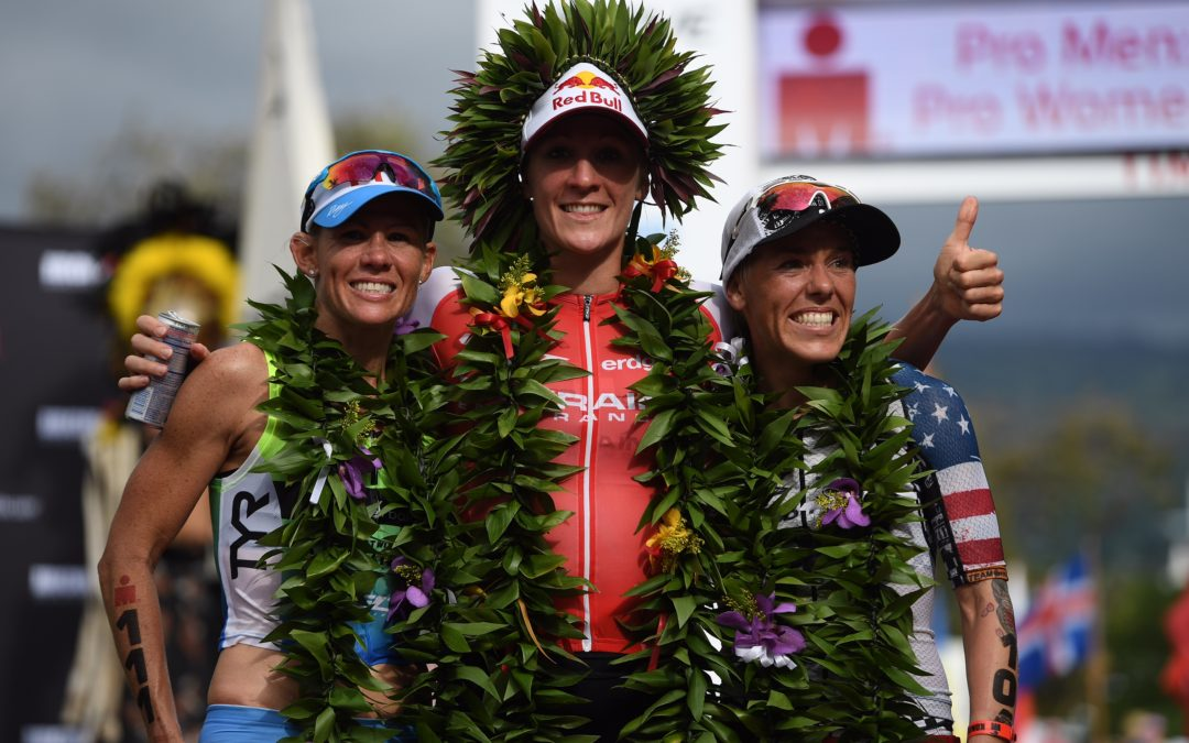 Records Abound as Daniela Ryf and Jan Frodeno Defend Titles in Epic Ironman World Championship
