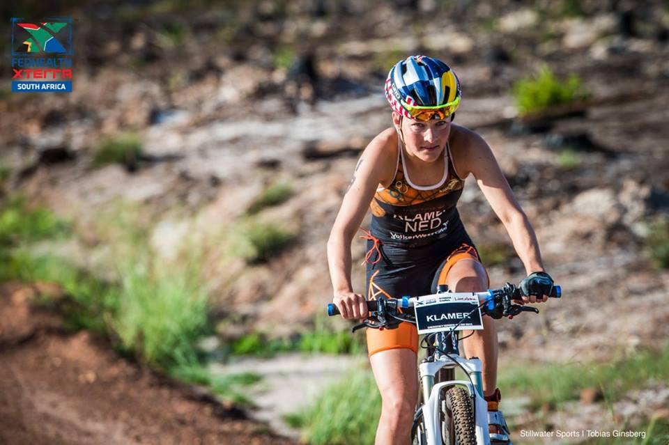 Flora Duffy captured the 14th annual Fedhealth XTERRA South Africa Championship