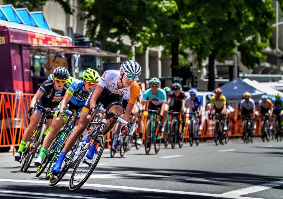 "Women's Amgen Tour of California: ""Providing a Powerful International Platform for the Women"""