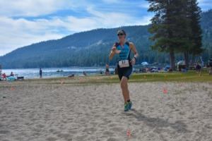 Donner Lake 2017 Run
