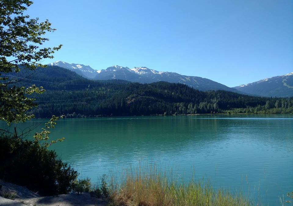 Whistler Winds of Change – Ironman 70.3 Canada